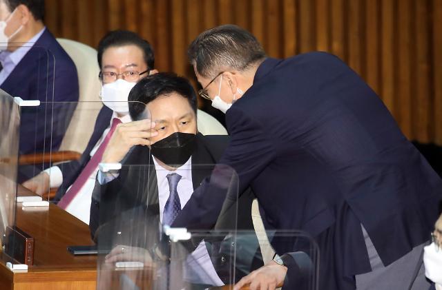 """[전문] 김기현 """"586운동권, 대한민국 뒤집으려던 사람들이 국가 사유화"""""""