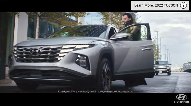 现代汽车携手漫威推出全新途胜宣传广告片