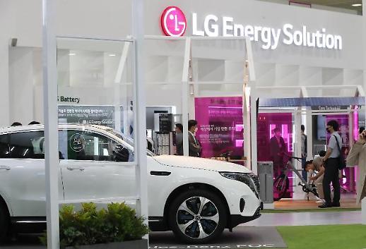LG能源解决方案启动上市流程 企业估值趋向保守