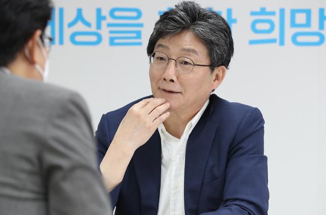 """유승민 """"윤석열, 간보기 그만하고 링 위로 올라오라"""""""