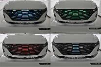 現代モービス、LED適用「ライティンググリル」世界初開発