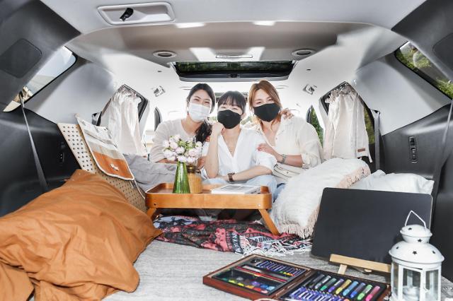 차박 열풍 일으킨 트래버스·콜로라도... 한국지엠 마케팅 마법 통했다