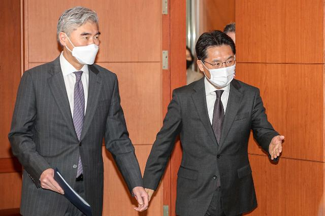 한미, 21일 북핵수석대표 협의...한일·한미일도 잇달아 회동