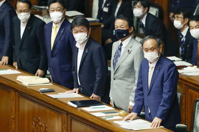 1만 관중 도쿄올림픽 준비 본격화하는 일본...도쿄도 긴급사태 해제
