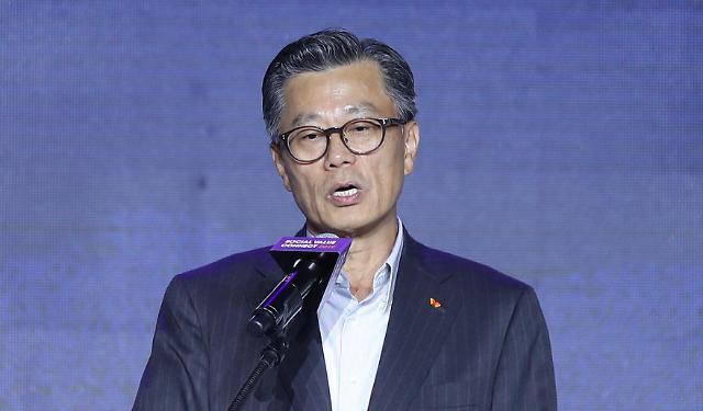 법원 SK 횡령·배임 사건 병합…SK 피고인 5명 한 법정에 모인다