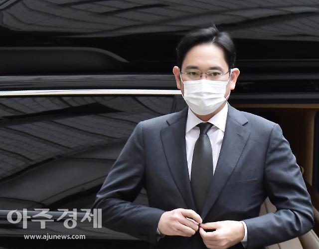 """""""합병용 주가 예측 불가능""""…이재용 여섯번째 재판서 증언"""