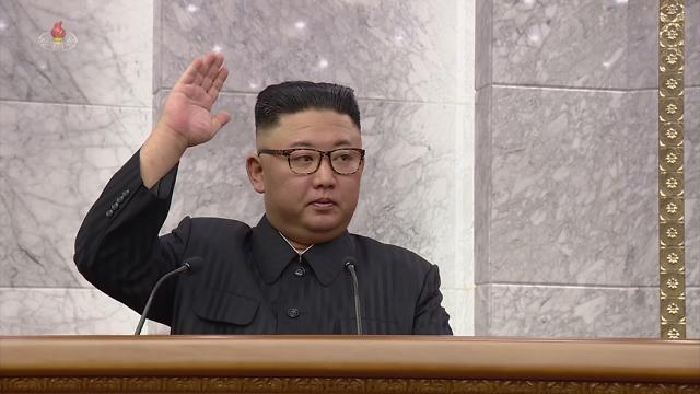 특히 대결에 빈틈없이 준비...김정은, 바이든 정부 출범 후 첫 메시지
