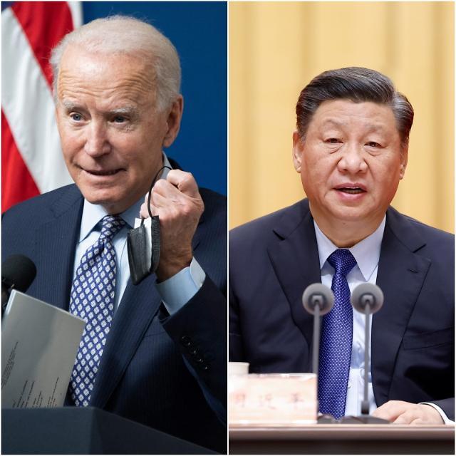 바이든·시진핑, 오는 10월 만날 가능성↑...백악관, 미·중 정상회담 검토