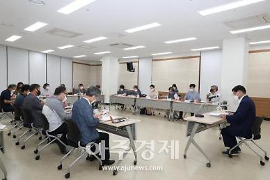 """한대희 시장 """"다양한 기후변화로 재난 최일선 방재단 역할 더욱 중요"""""""