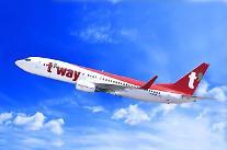 ティーウェイ航空、8月からグアム・サイパン路線の運航再開