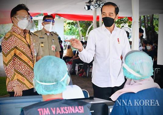 인도네시아 조코위 대통령