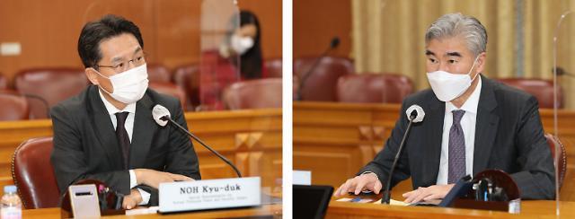 [뉴스분석] 성 김 美대북특별대표, 오늘 방한...꽉 막힌 대북접촉 물꼬 틀까