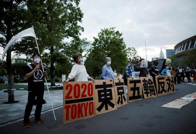 도쿄올림픽 한달 남았는데…일본기업 60% 개막 연기 또는 취소해야