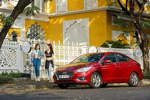 现代汽车在越南销量连续2个月居首