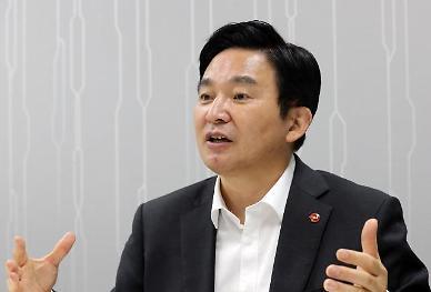 """원희룡 """"이준석, 윤석열 X-파일 강력하게 대응해야"""""""