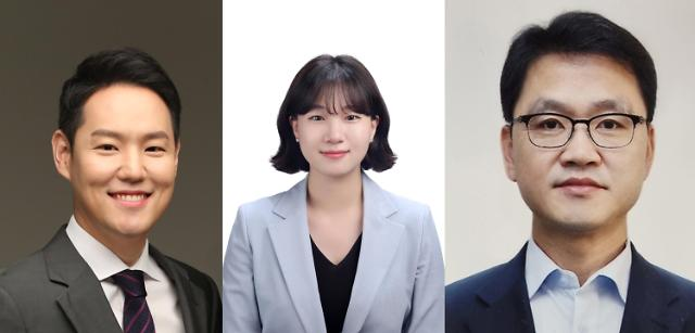 文, 청년비서관에 '96년생' 박성민… 정무 김한규·교육 이승복