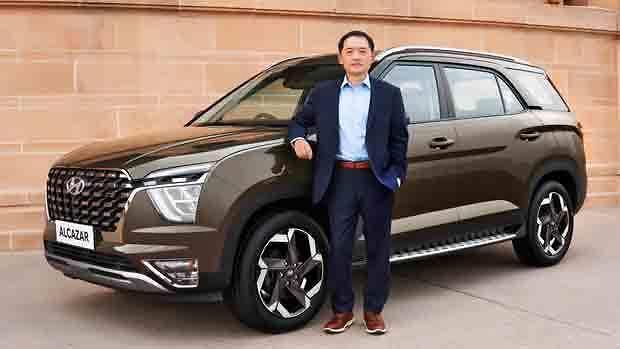 [NNA] 현대車 印법인, 고급 SUV 알카사르 출시