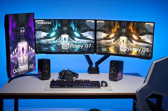 Samsung Electronics unveils expanded Odyssey gaming monitor lineup