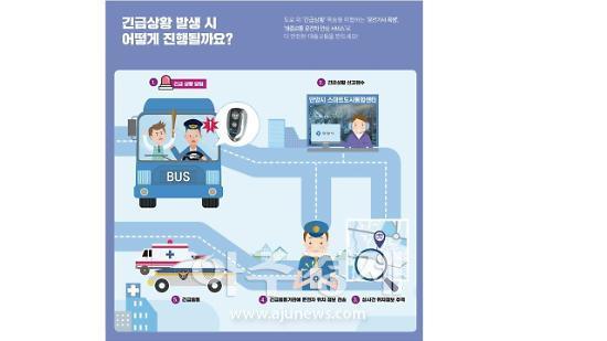 안양시 대중교통 운전자 안심서비스 운영...독서감상툰 대회도 열어