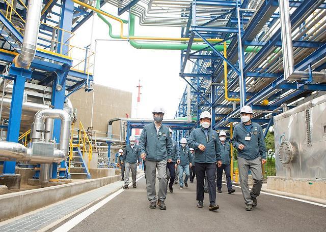 코오롱인더, 여수공장 1만5000톤 규모 증설…첨단석유수지 생산 본격화