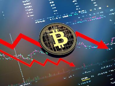 비트코인 4000만원 붕괴… 이더리움도 10% 급락