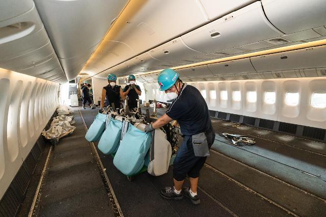 [단독] 대한항공의 라이언일병 구하기...코로나 위기 속 돋보인 노사 협력