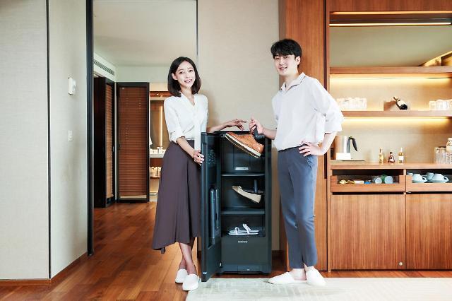 """""""영화관·호텔·골프장서 삼성 비스포크로 신발 관리하세요"""""""
