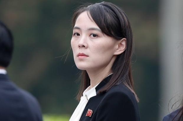 김여정 美, 흥미 있는 신호 발언...잘못된 기대...北美 대화 요구 일축