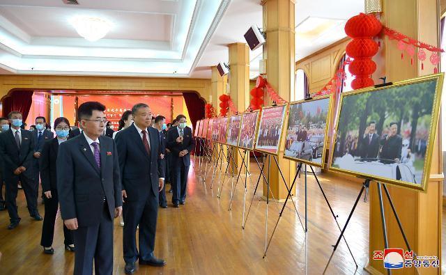中朝重启面对面外交活动 强调深化两国交流合作
