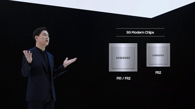 [포토] 삼성전자, 신규 5G 네트워크 솔루션 대거 공개