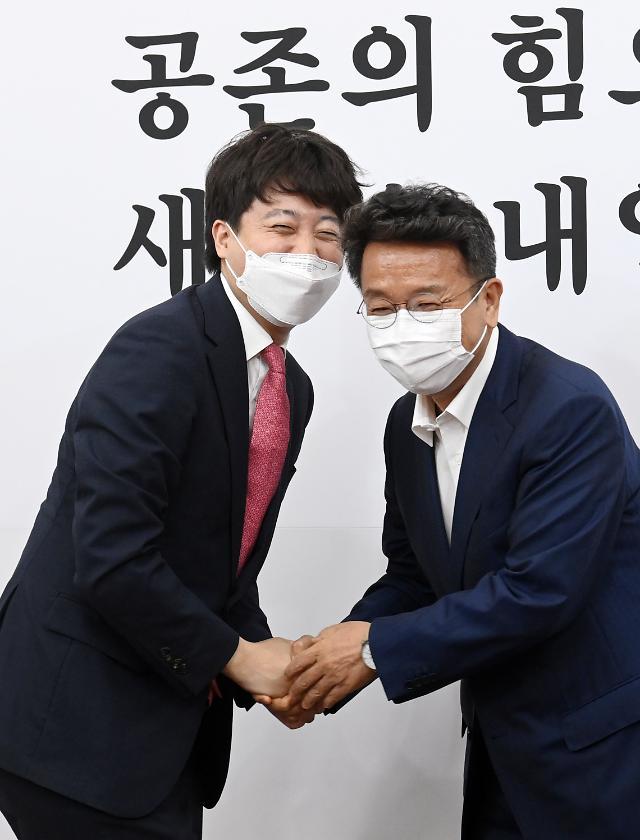 """靑, 박성민 청년비서관 임명 논란에 """"원래 남녀 공동비서관 검토"""""""