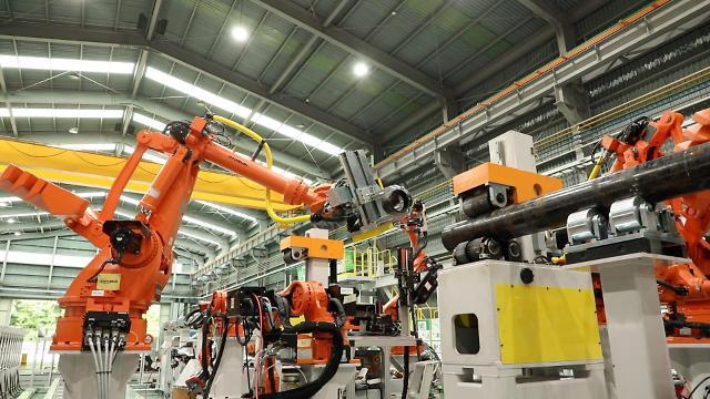 삼성엔지니어링, 스마트 로봇자동화로 배관생산 성공···세계 최초로 공정 자동화