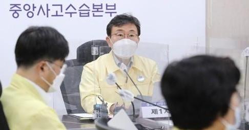 코로나 다시 '600명대' 중반···백신 1차 접종 '1510만명'
