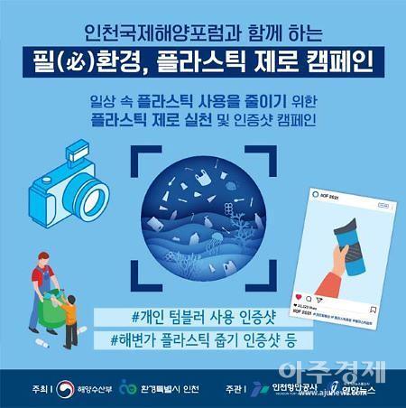 인천시, 오는 31일부터 이틀간 '제2회 인천국제해양포럼'개최