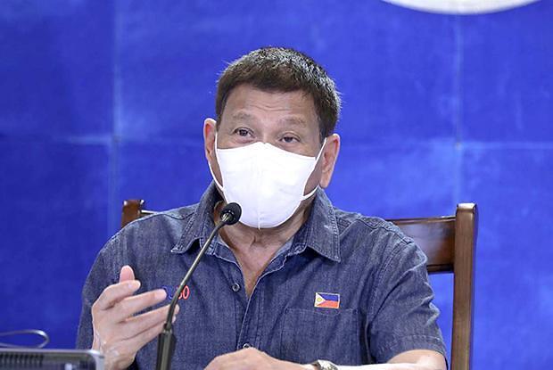 [NNA] 필리핀 두테르테大, 접종 거부하면 투옥... 국민들에게 분노 표출