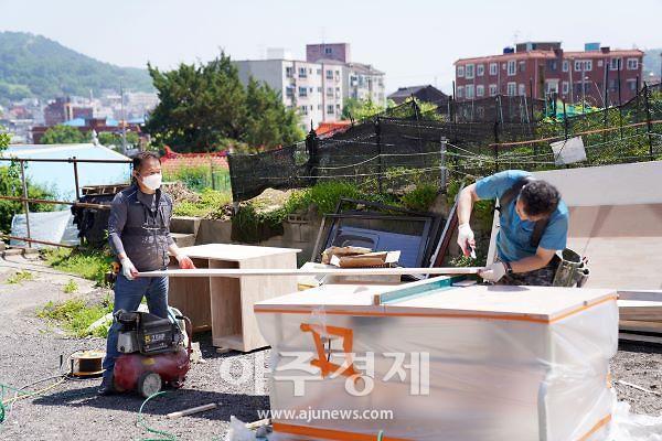 인천도시공사, 민·관이 함께하는 '희망의 집수리' 사업 '박차'