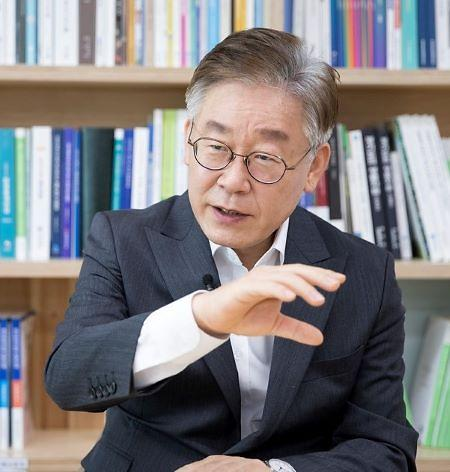 이재명 경기도지사, 고위공직자 '부동산 백지신탁제 도입' 촉구