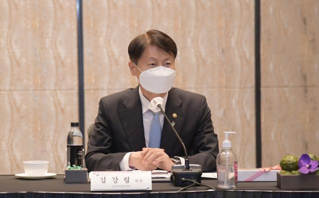 """김강립 식약처장, '타이레놀 품귀' 해법 찾는다···""""해열진통제 생산 지원"""""""