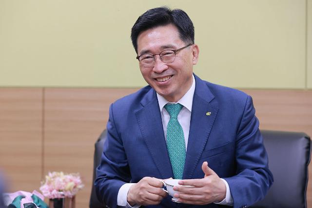 김춘진 aT 사장 취임 100일 성과로 증명…식량비축기지 현실화 첫 걸음