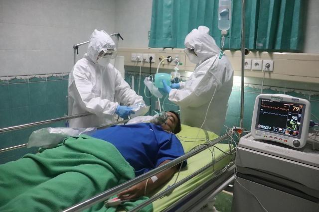 [NNA] 印尼 자카르타, 병상 수 사용률 급증