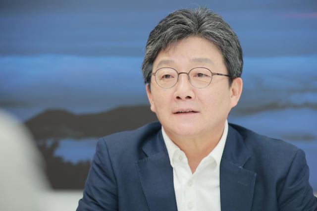 """'지지율 껑충' 유승민 """"상당히 큰 변화의 잠재력…좋은 결과 자신한다"""""""