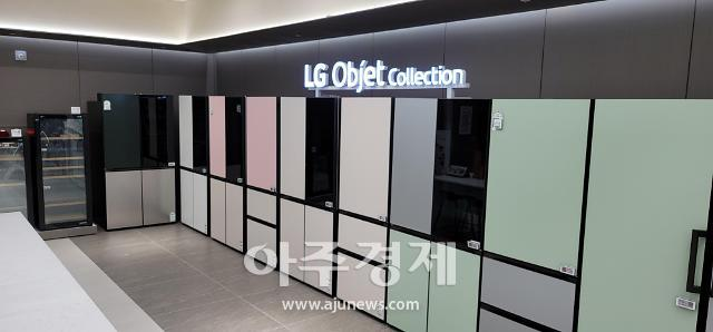 [브랜드 이야기] LG 오브제컬렉션, 가전명가의 새 효자 등극