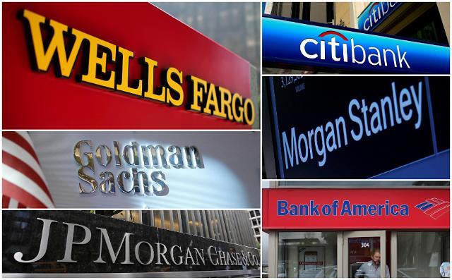 자본건전성 인정받은 미국 대형은행, 배당금 잔치 시작된다