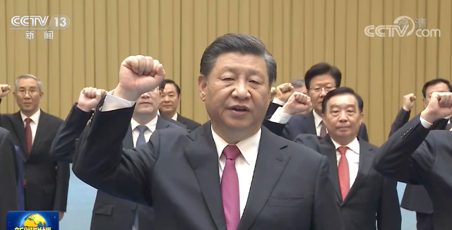 """[中공산당 100년]""""왜 모두 우리를 싫어하나""""…중국의 자문자답"""