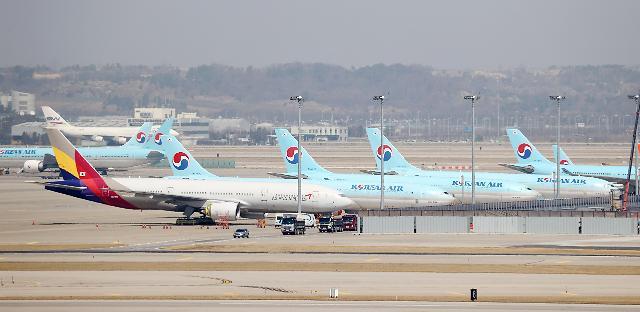 接种疫苗后入境免隔离 大韩航空提前复航仁川至关岛航线