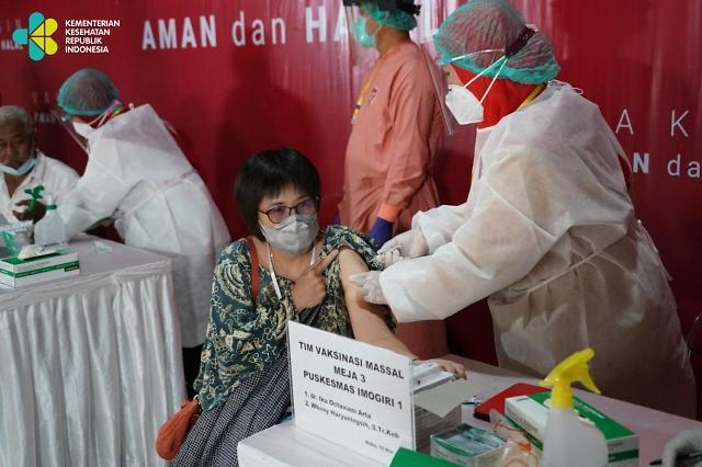 [NNA] 印尼 신규감염자 최근 들어 4배 급증... 병상 한계 임박