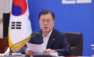 靑, 최재형 '구두 사의'에 일단 '침묵'…공식 사표 제출 시 수리 예상