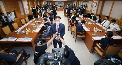 대법원, 민경욱 선거구 투표용지 재검표…자정 넘길듯