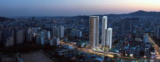 쌍용건설, 안양 삼덕진주아파트 가로주택정비사업 수주