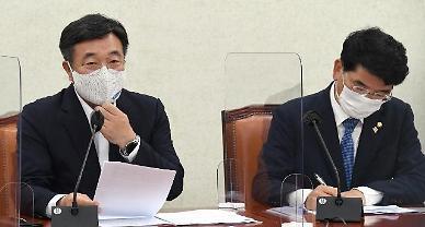 윤호중 국민의힘 비협조로 수술실 CCTV 설치 법안 통과 못해 유감